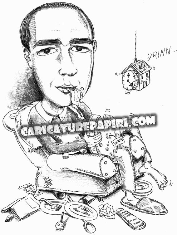 TI PIACE IL MIO STILE  Per altre mie opere vedi  intrattenimento -  papiridilaurea.com - caricature-x.com b1221d4e6d96
